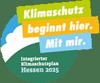 Logo Klimaschutzplan Hessen