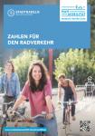 Cover: Broschüre Zahlen für den Radverkehr