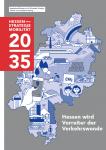 Cover: Hessenstrategie Mobilität 2035