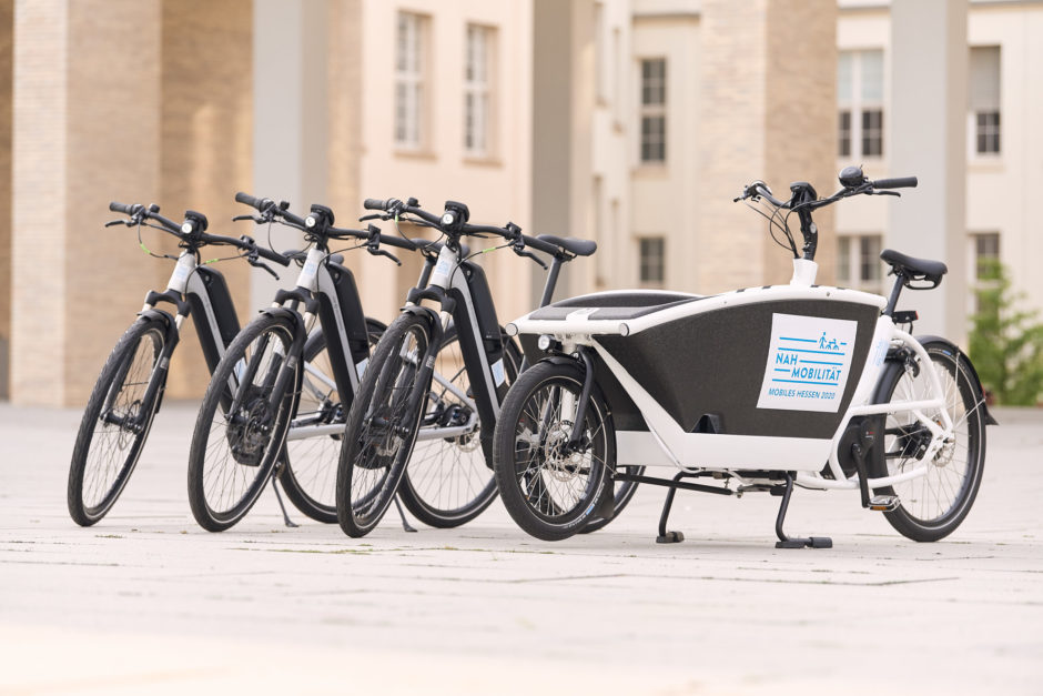 """Fahrräder von """"Radfahren neu entdecken!"""""""
