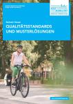 Cover: Broschüre Qualitaetsstandards und Musterloesungen
