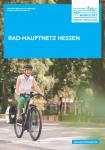 Cover: Broschüre Rad Hauptnetz Hessen