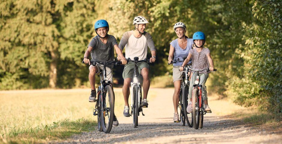 Schneller Radfahren