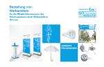 Cover: Bestellantragsformular Werbemittel