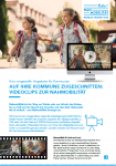 Cover: Flyer: Videoindividualisierung