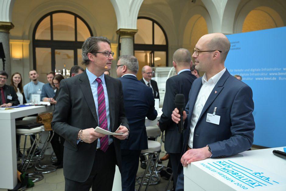 Stiftungsprofessur in Hessen